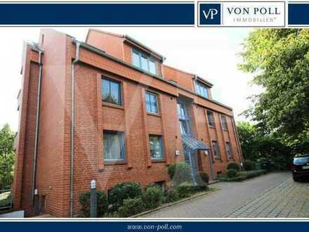 Kapitalanlage: Tolle Dachgeschoss Maisonette Wohnung im Grünen, Nähe Leipzig!