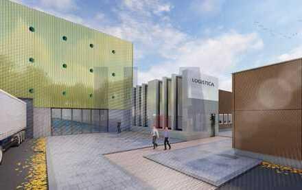 Erweiterung Logistikhalle / Industriehalle - Loddenheide