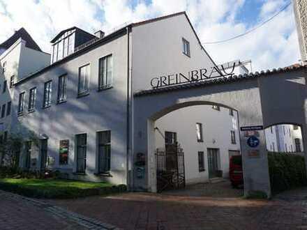 Loftwohnung in Wasserburger Altstadt, neben Pfarrkirche St. Jakob, zu vermieten