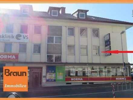 Ref.Nr. 701437 Zentral gelegene Praxis- oder Büroeinheit mit ca. 103 m² Nutzfläche in VS-Schwenni...