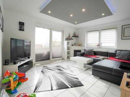 Tolle 5-Zimmer-Maisonettewohnung in kleiner Wohneinheit