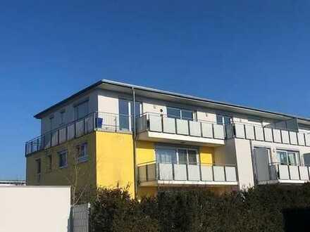 Penthouse-Wohnung mit herrlicher Aussicht...