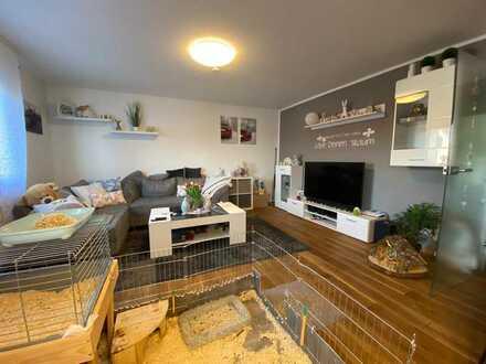 Exklusive, geräumige und sanierte 1-Zimmer-Wohnung mit EBK in Ilvesheim