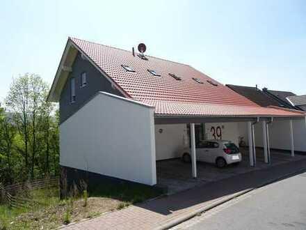 Großzügige 4-Zimmer Wohnung in Fränkisch-Crumbach mit Terrasse und Garten
