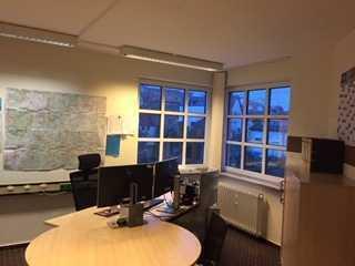 Büroflächen in zentraler Lage günstig zu mieten