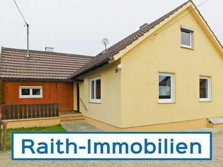 Charmantes EFH in guter Lage von Karlshuld - angrenzendes Baugrundstück inkl.!