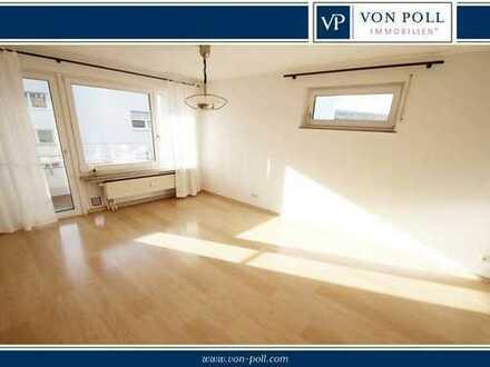 Sonnige 3,5-Zi Wohnung mit Südbalkon und TG-Platz