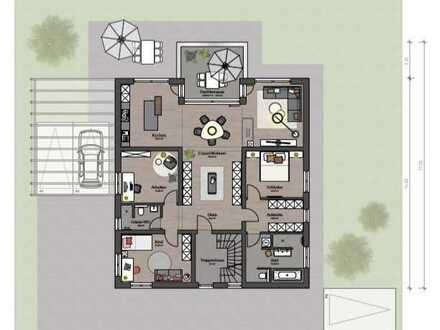 Wohntraum mit Panoramablick in unverbaubarer Lage - Neubau - 4 ZK, 2 Bäder