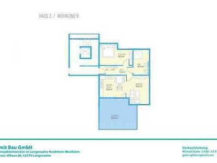 Zwei Zimmer OG-Wohnung H3W9