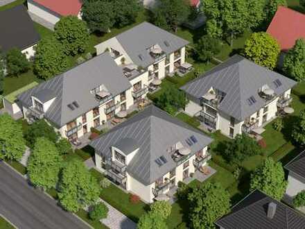 TRU Home – traumhafte barrierefreie 4-Zimmer-Wohnung mit 2 Terrassen und Garten