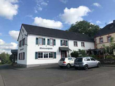 Restaurant Klosterschänke Steinfeld gegenüber Kloster Steinfeld 1a Lage!