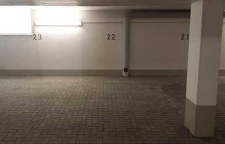Zentralgelegener Garagenstellplatz in Köln Ehrenfeld zu vermieten