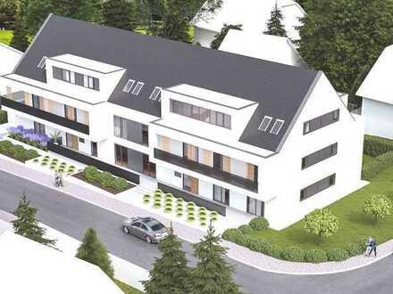 * NEU * Casa Highbach * Wohnen am Sonnenhang * 1. OG: ca. 83 qm, Balkon, Tiefgarage, Aufzug