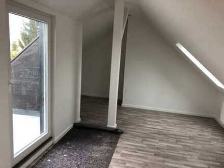 Erstbezug/ Helle geräumige 3-Zimmerwohnung mit Balkon in ruhiger Nebenstraßenlage!!