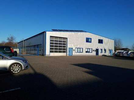 NEUBAU Produktions-/Lagerhalle ca. 1.000 m² in 56154 Boppard Buchholz an der A61 zu vermieten