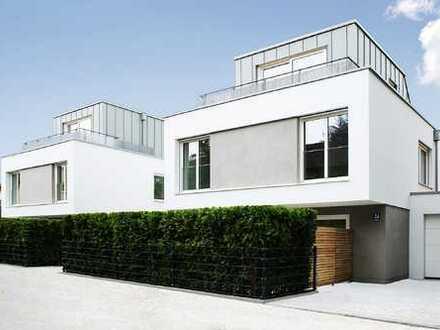 Neubau: Exklusive Stadtvilla in zentraler Lage von München- Feldmoching