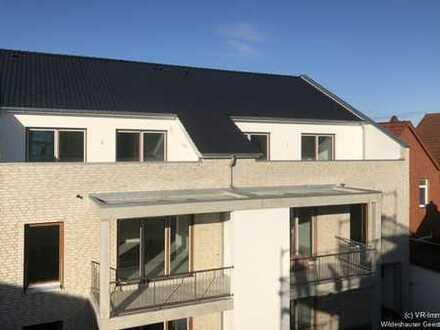 Exklusive Neubau-Dachgeschosswohnung