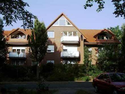 Attraktive Wohnung mit Balkon und Kellerraum