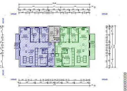 NEUBAU PROVISIONSFREI! 99 m², 4 Zimmer