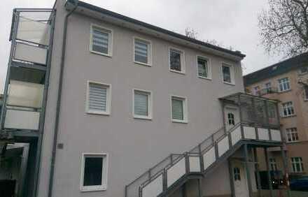 2 Zimmer Wohnung mit Balkon, Garage und Keller