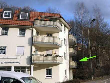 2-Raumwohnung mit Balkon, renoviert in Suhl