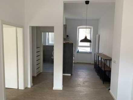 Ideal für Studenten: teilmöblierte, sanierte 2-Zimmer-Wohnung im Zentrum Heidelbergs