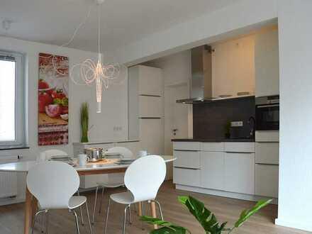 3-Zimmer-Wohnung mitten im Belgischen Viertel