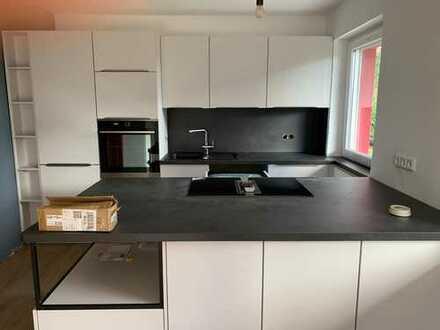 Sonnige 4-Zimmer-Erdgeschosswohnung mit Terrasse und hochwertiger EBK in Bad Kissingen