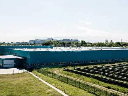 Moderne 18.000 m² Produktions- und Logistikflächen in Leipzig-Nordost