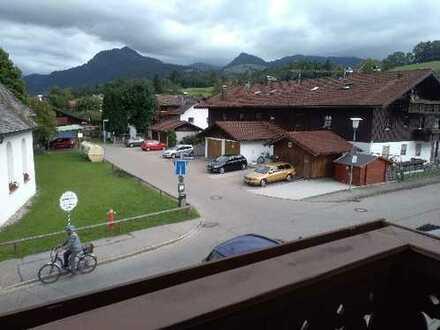 Geräumige 5-Zimmer-Wohnung mit Balkon in Sonthofen