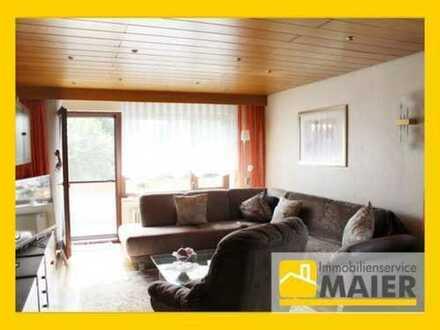 Rustikal gemütliche 4 Zimmer OG-Wohnung in Ingersheim
