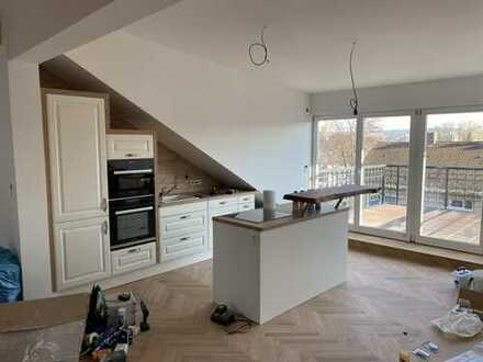 Top Luxus Penthouse Wohnung