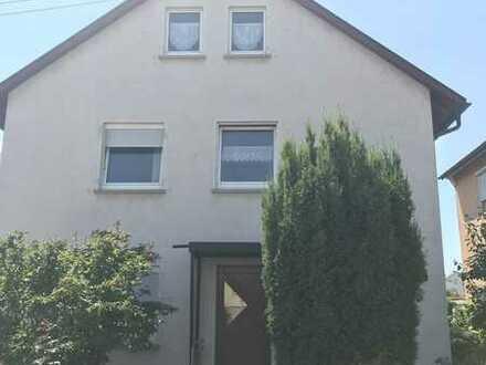 Schönes und gepflegtes 9-Zimmer-Mehrfamilienhaus in Frankenbach, Heilbronn