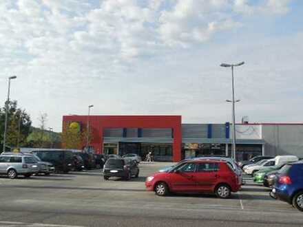 Frequentierte Ladenfläche zu vermieten - nahe Fachmarktzentrum