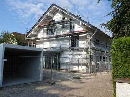 Traumhaftes Architekten-Doppelhaus in bester Lage mit offenem Wohnbereich und großzügigem DG