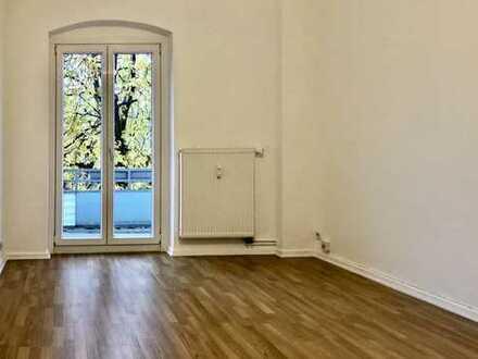 Frisch renovierte, ruhige 2-Zi.-Wohnung 2.OG in Berlin-Weißensee, Balkon