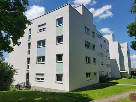 Ruhige, sonnige 3,5 Zimmer Wohnung mit großem Gemeinschaftsgarten.