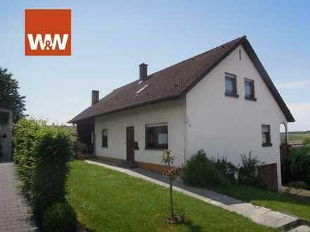 Ein- bzw. Zweifamilienhaus in schöner Lage von Spechbach!