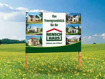 Baugrundstück in Spitzenlage von Kitzscher