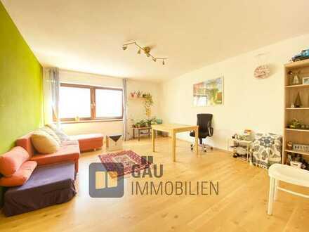 Freundliche 3-Zimmer-Wohnung mit EBK, Balkon in TOP Lage