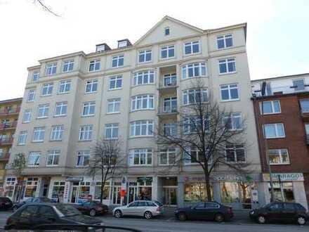 Modernisierte 3 Zi.-Altbauwhg. in Hamburg/Hohenfelde
