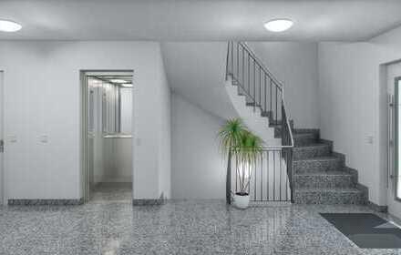 Neubau - Schicke 2-Zimmerwohnung mit Balkon in gesuchter Wohnlage!