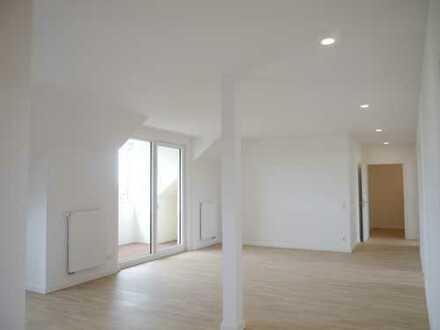 Großzügige 4-5 -Zimmerwohnung mit Balkon, Erstbezug