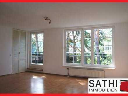 Bezugsfreie 3-Zimmer-Maisonette-Wohnung in grüner und ruhiger Lage am Rande der Hauptstadt!