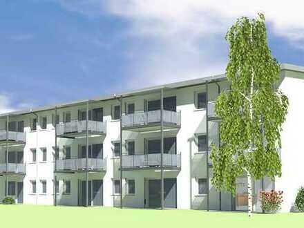 !!! Attraktive 2-Zimmer-Wohnung im Obergeschoss mit Balkon !!!