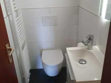 Modernisierte 3-Zimmer-Wohnung mit Balkon und Einbauküche in Bad Schönborn