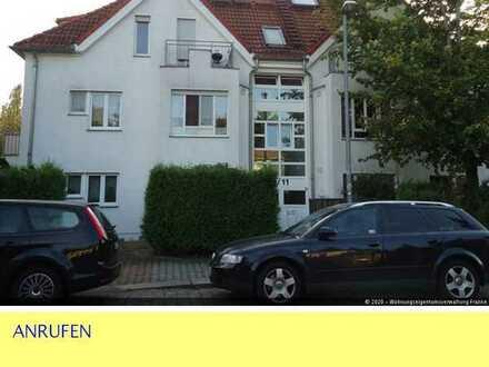 2 Zimmer Wohnung mit Balkon in Böhlitz-Ehrenberg