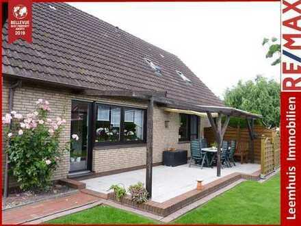 4 ZKB * großer traumhafter Garten * Blockhütte * Terrasse * nähe Papenburg * sofort einziehbar *