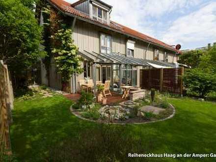 Eckhaus in familienfreundlicher Reihenhaussiedlung in Haag an der Amper *befristet bis 30.09.2020*