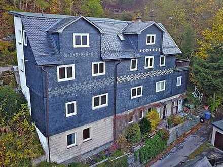 Mehrfamilienhaus mit 4 WE - tlw. Vermietet
